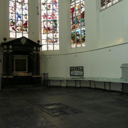 Oude Kerk interior