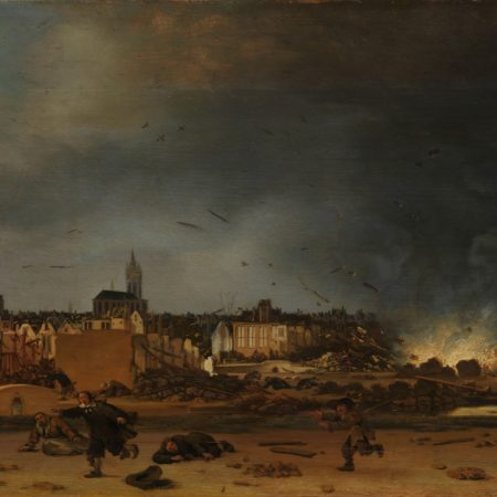 Delft After the Explosion