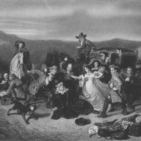 Fig 6 Murder of Archbishop Sharp print