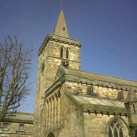Fig 7 Holy Trinity Church St Andrews