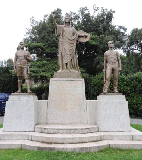 Undocumented Sculptures by Sir William Goscombe John