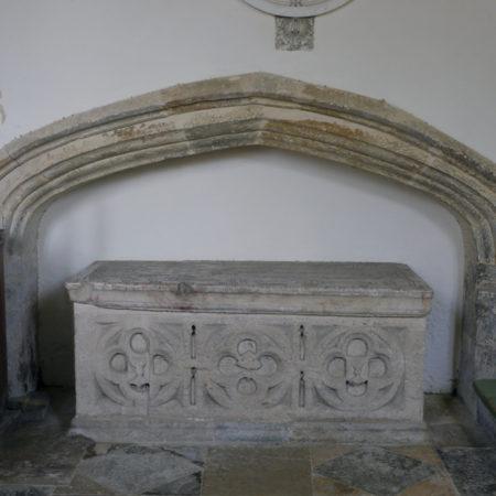 John Mertun d 1537 rector of Whichford Fig 1