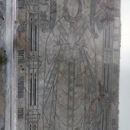 John Mertun d 1537 rector of Whichford Fig 2