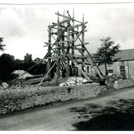 Figure 5 Wenvoe construction