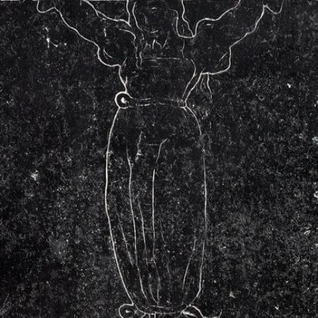 1. Floor slab of Jacopmine Huyghendochter, wife of Foert Christiaenszoon (d. 1553), Sint-Maartenskerk, Wemeldinge (Zeeland, Netherlands). Photo Chris Booms, Rijksdienst voor het Cultureel Erfgoed (RCE).