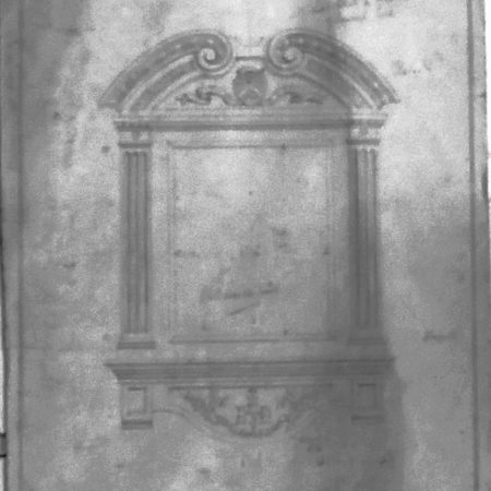 Figure 2 drawing of Tabernacle war memorial
