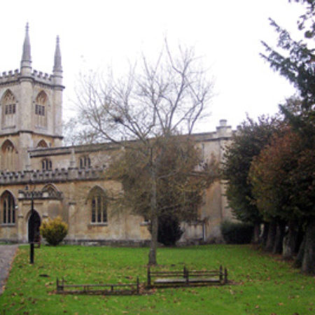 Hungerford church