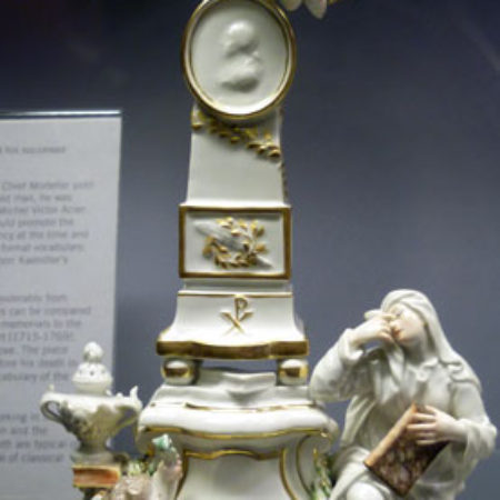 Maria Rebekka Schlegel 1736 Stadtmuseum Meissen Germany Fig 3