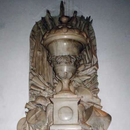 Monument to William Villiers died 1643
