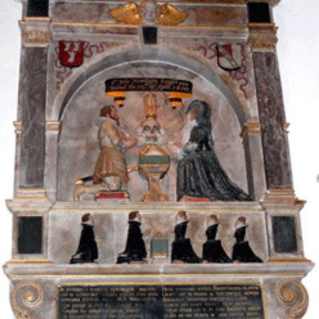 Sir John Newdigate 1610 Harefield Middlesex 01