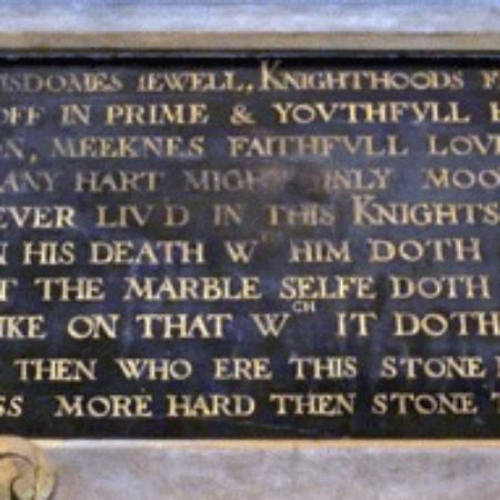 Sir John Newdigate 1610 Harefield Middlesex 02
