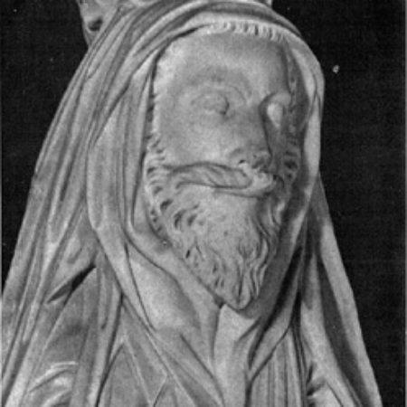 The John Donne Monument d 1631 by Nicholas Stone 01