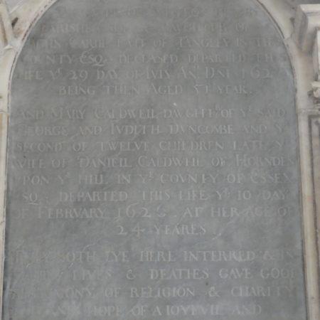 AlburyJudithDuncombe†1628Wright1