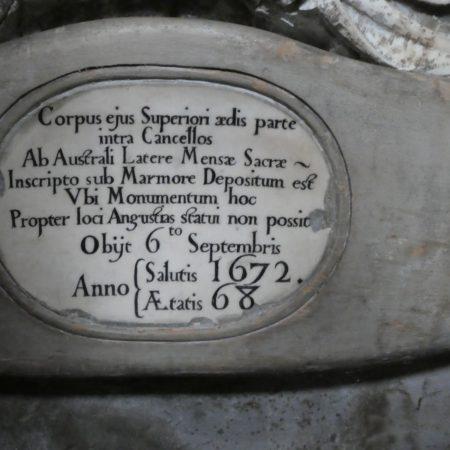StOlaveHartStSirAndrewRiccard†1672 Bushnell1