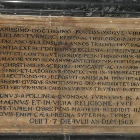 StOlaveHartStWilliamTurner†1568