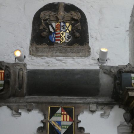 StOlaveHartStamalgamofRatcliffe†1568 1585Kerby†16321634mons