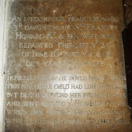 Great BookhamFrancesHoward†16335