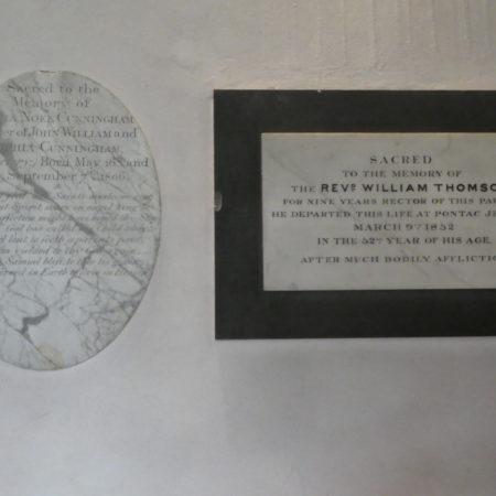 OckhamSophiaCunningham†1806WilliamThompson†1852