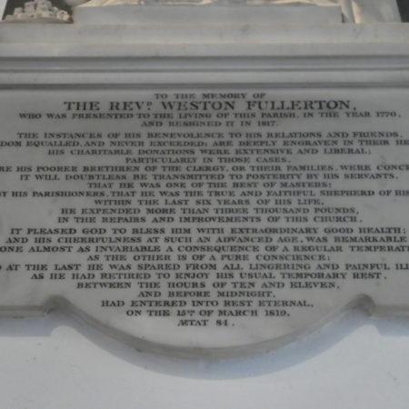 W HorsleyWestonFullerton†18192