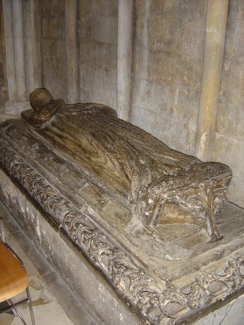 Effigy of Charnel Chapel Lady
