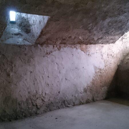 llanblethian crypt Ewindow