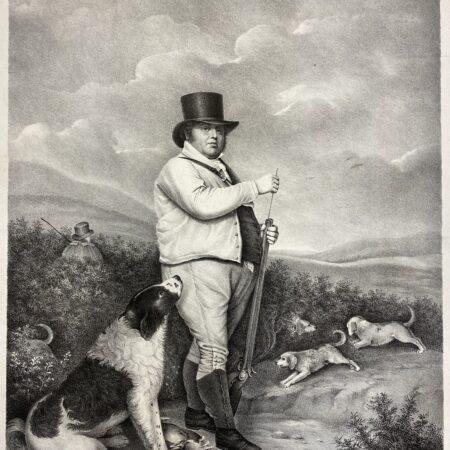 budgen junior lithograph