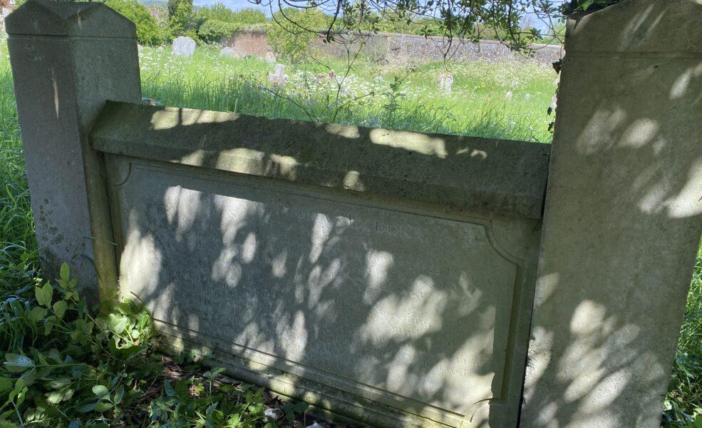 budgen junior tombstone